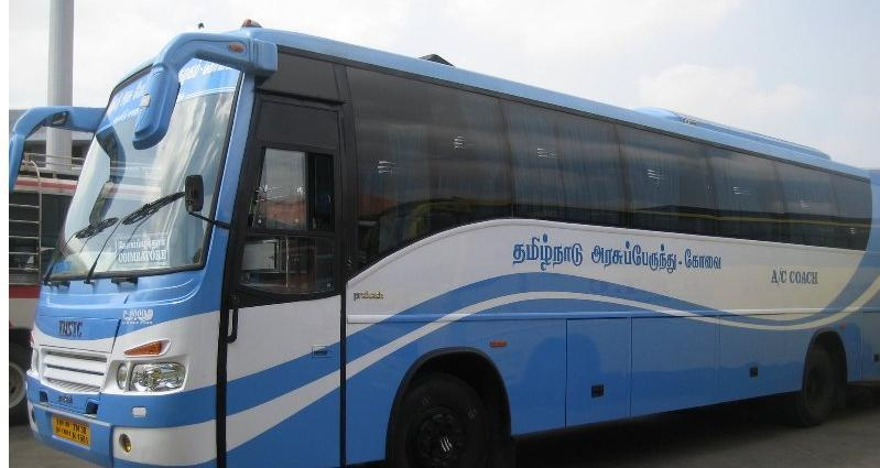 and other buses will available from across tamil nadu cities madurai