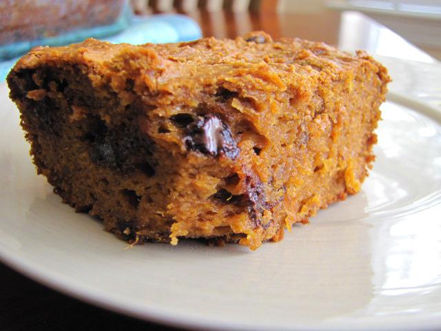 Easy Peasy: Paleo (Flourless) Sweet Potato Bread