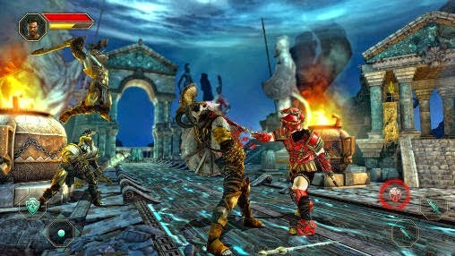 Download Godfire Rise Of Prometheus For Android