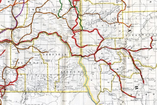 Idahos Panhandle Railroad What to model