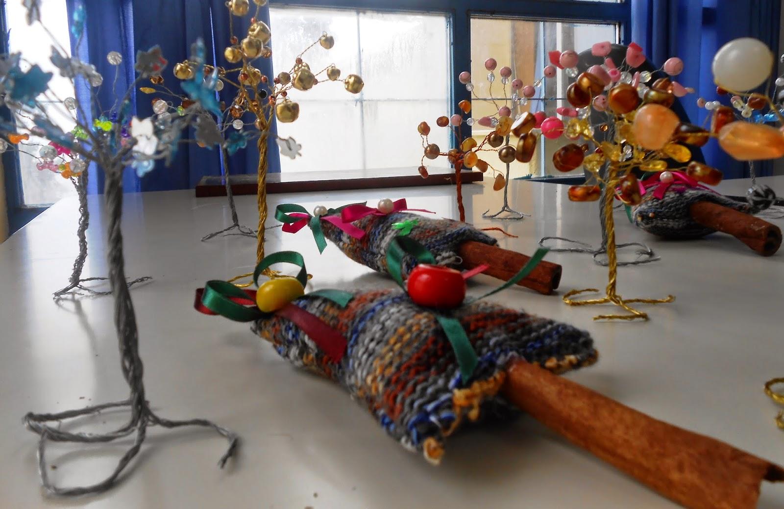 #6E361C ΓΑΛΛΙΚΑ ΣΤΟ ΣΧΟΛΕΙΟ ΜΑΣ : Les Arbres De Noël à N. Marmaras. 5293 décorations de noel à fabriquer cp 1600x1038 px @ aertt.com