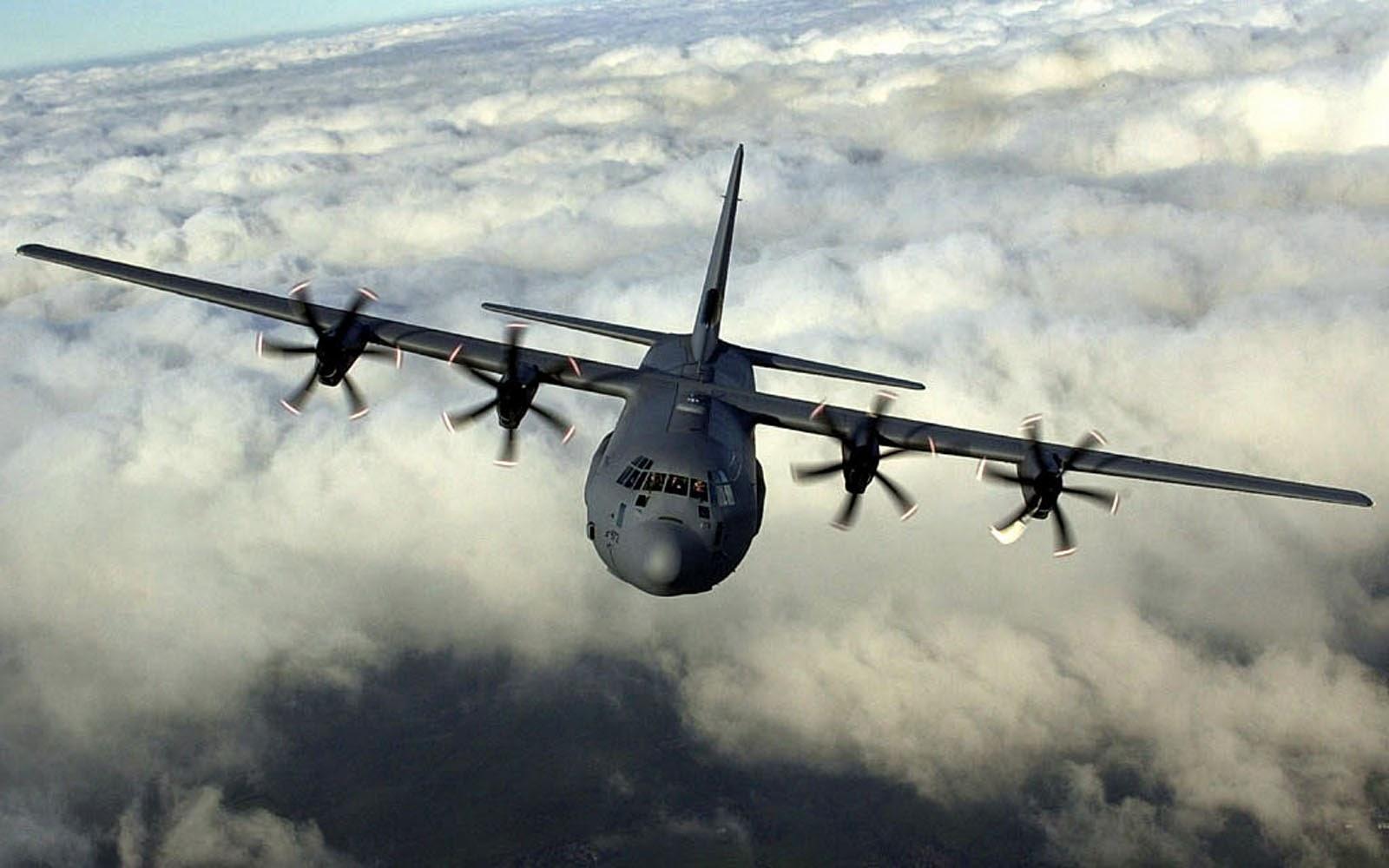 wallpapers: Lockheed C-130 Hercules Wallpapers