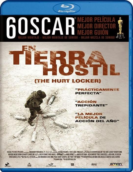 The Hurt Locker (Zona de Miedo/En Tierra Hostil)(2008) m720p BDRip 3.8GB mkv Dual Audio AC3 5.1 ch