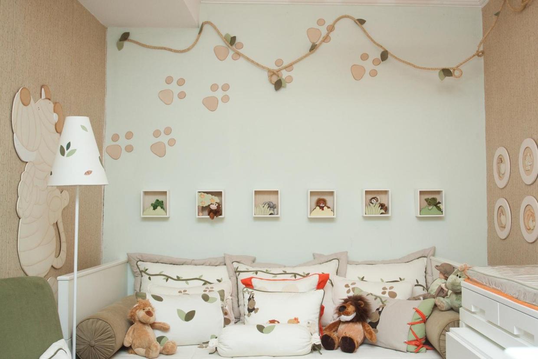 Vic Baby Móveis e Decorações Decoração Papéis de Parede