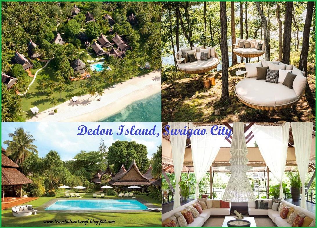Siargao Dedon Island Resort Rates