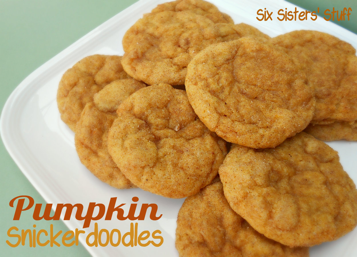 of my favorite cookies of all time is my mom s snickerdoodle cookie ...