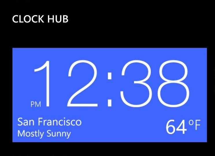 ClockHub