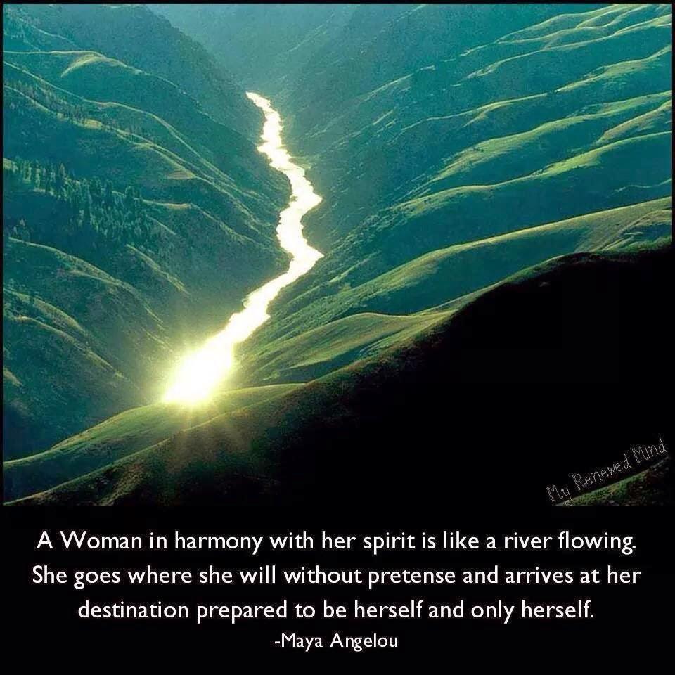 A Woman...