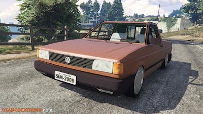 Baixar carro Volkswagen Saveiro CLi 1.6 [Edit] Para GTA V