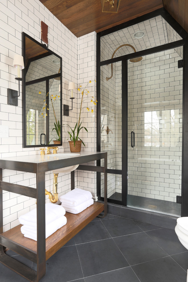 Magnificent Glass Subway Tile Bathroom 660 x 990 · 199 kB · jpeg