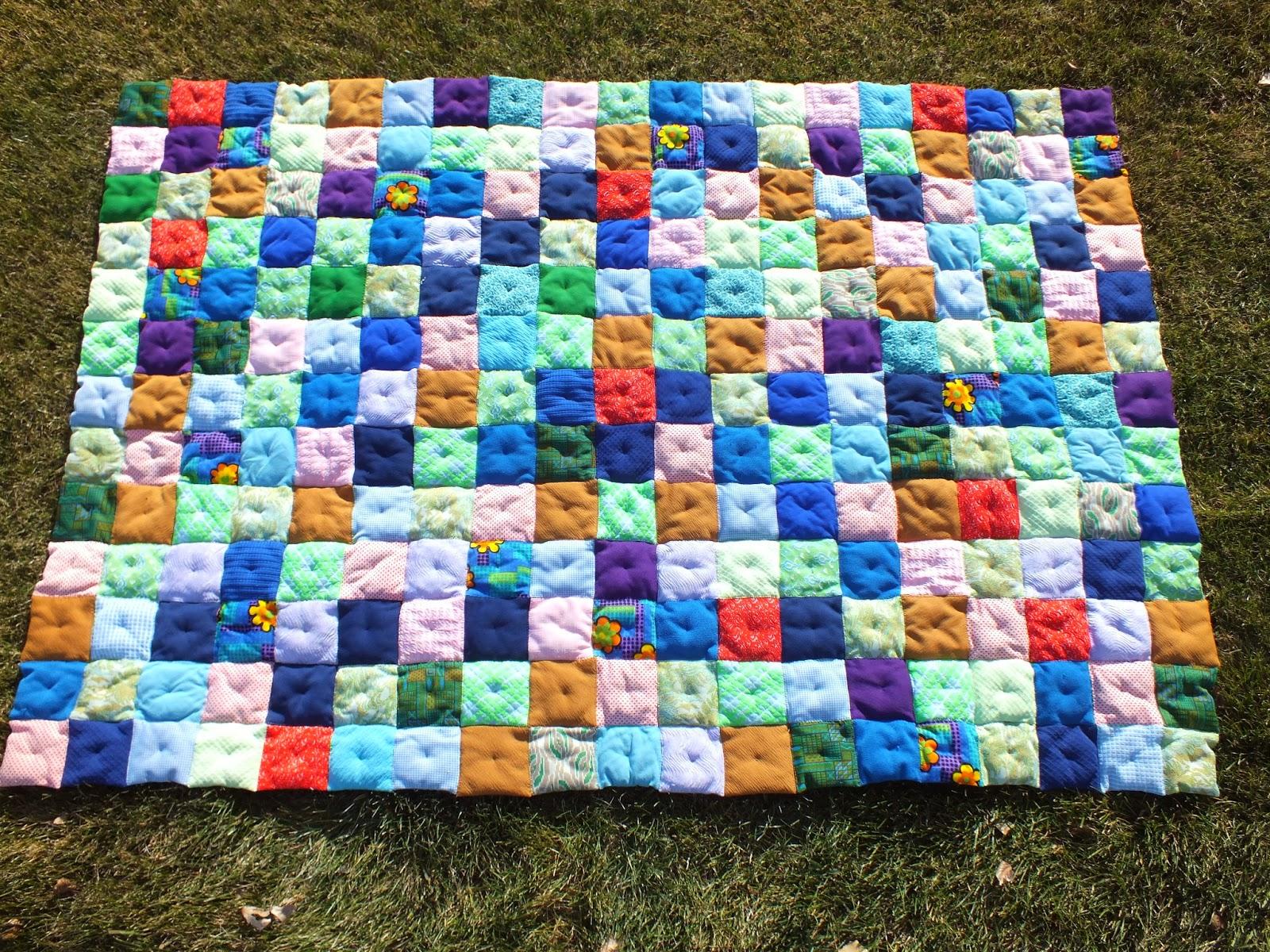 straythreads: Biscuit Quilt : free biscuit quilt pattern - Adamdwight.com