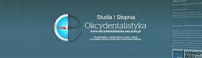 Blog Koła Naukowego Okcydentalistów