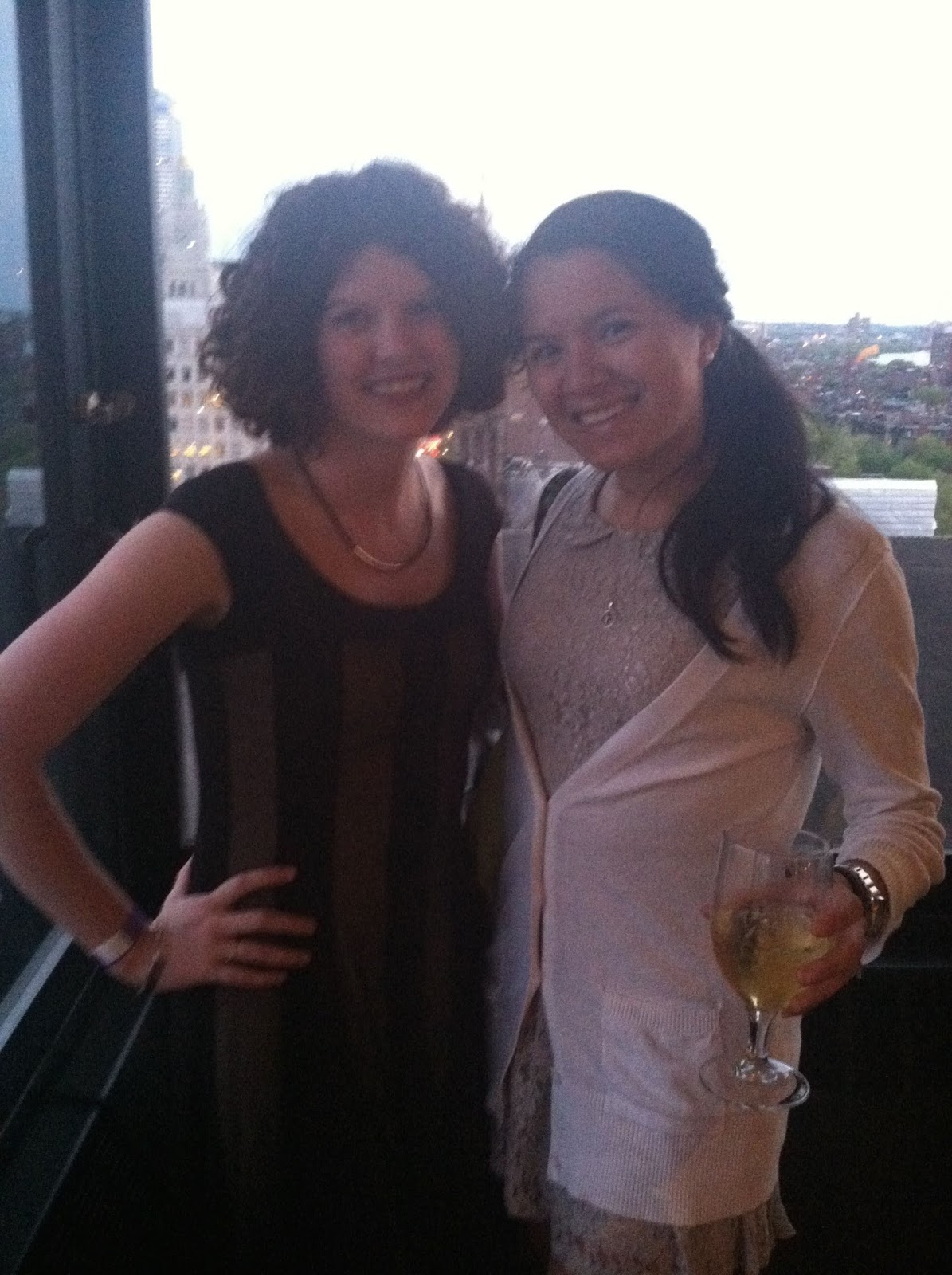 Twice on Top of the World on a Tuesday - Taj Hotel Boston | Pennies & Paper Blog
