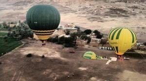19 Tewas,Kecelakaan Balon Udara di Luxor