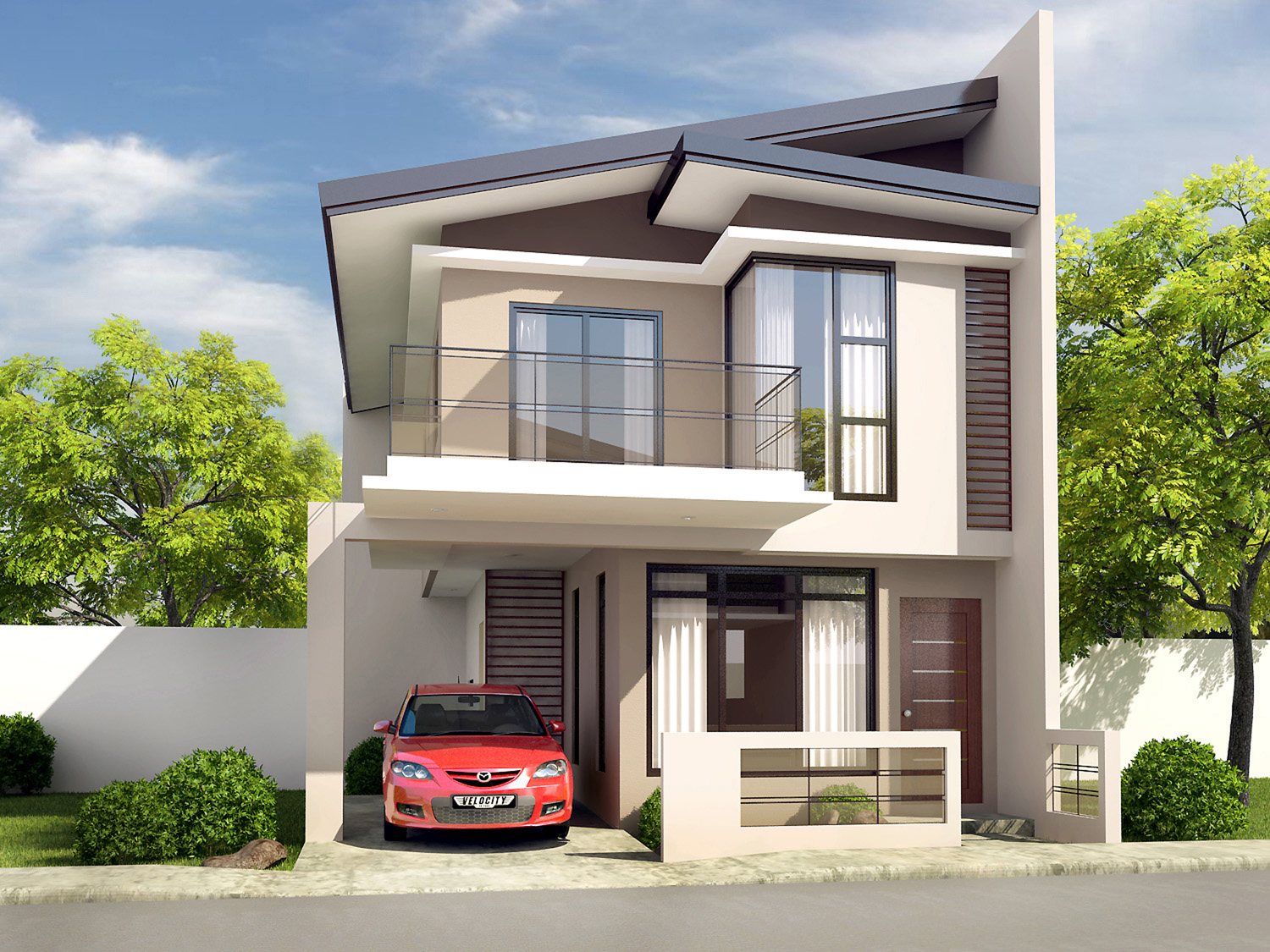Aphrodite In Alberlyn Box Hill Talisay Cebu House And Lot In Cebu - Asian contemporary house designs