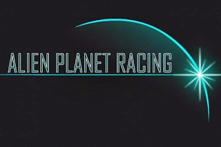 Screenshots of the Alien planet racing for Android tablet, phone.