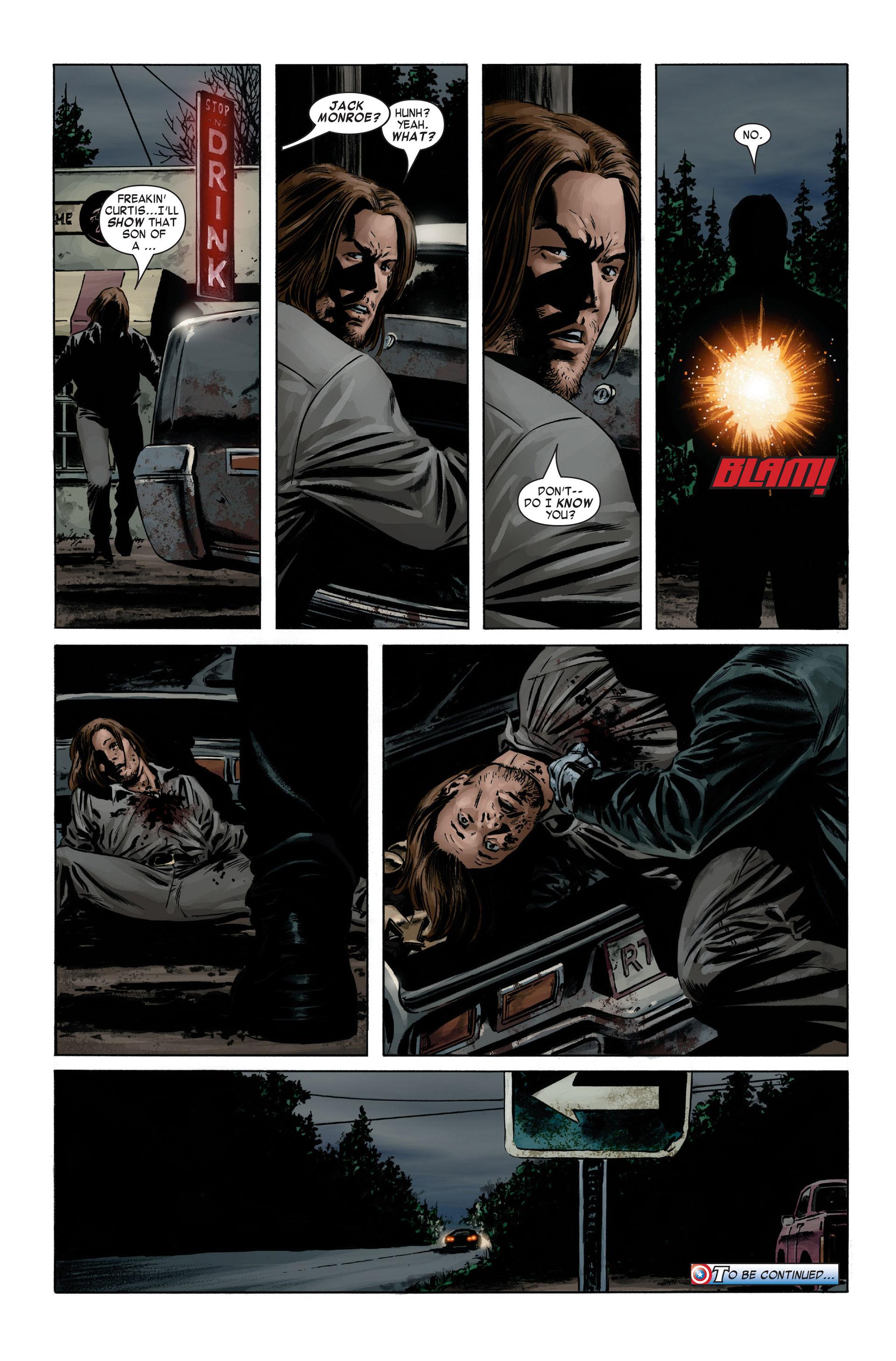 Captain America (2005) Issue #3 #3 - English 23