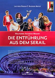FRESCHE NOTE, DVD: DALL'EDIZIONE DEL SALZBURG FESTIVAL 2013: MOZART - Die Entführung aus dem Serail, WAGNER -  Die Meistersinger von Nürnberg, VERDI - Don Carlo, Falstaff.