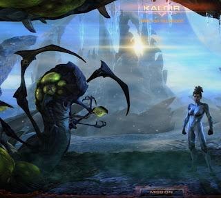 StarCraft II Heart of the Swarm Proper-RELOADED