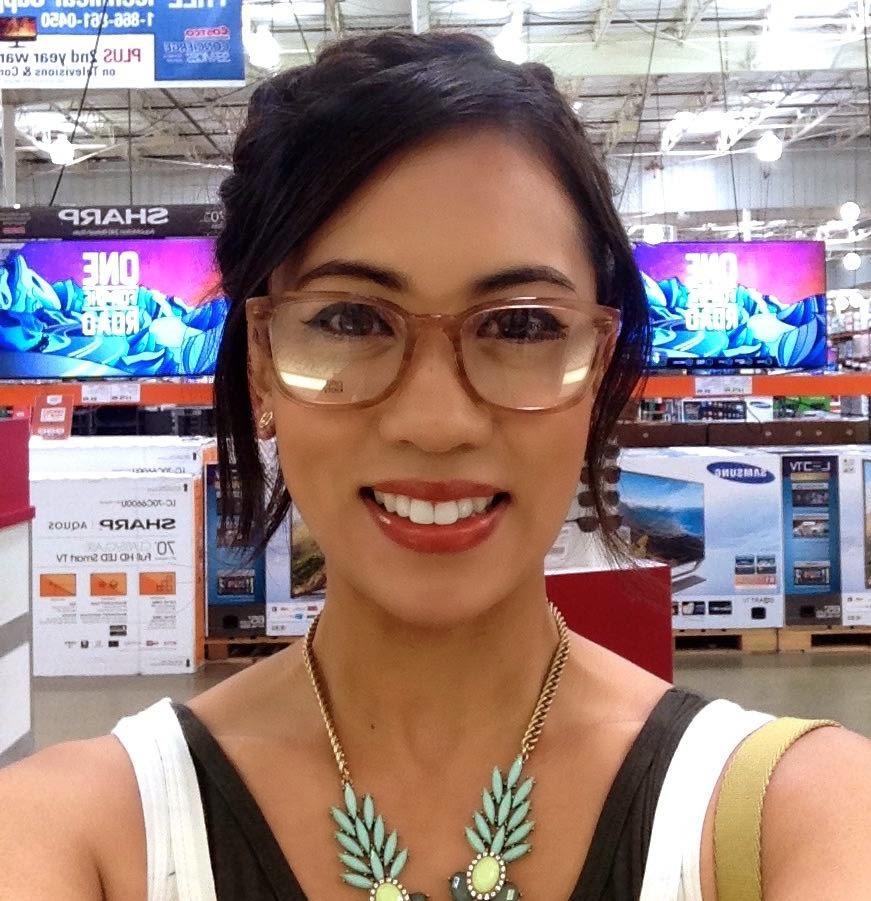 I Love Orla Kiely: New Orla Kiely Eyeglasses at Costco