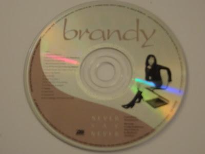 brandy never say never album
