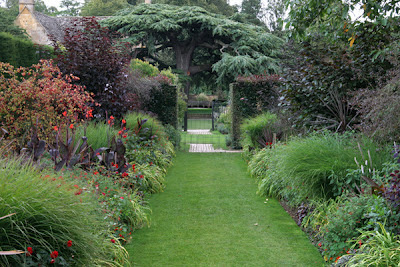 Visit to Hidcote Manor Gardens