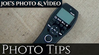 How To Setup The Neewer NW-880 Camera Timer Remote Control | Photography Tips