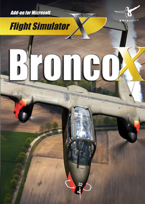 Free Download Flight Simulator Bronco X PC Games Full Version