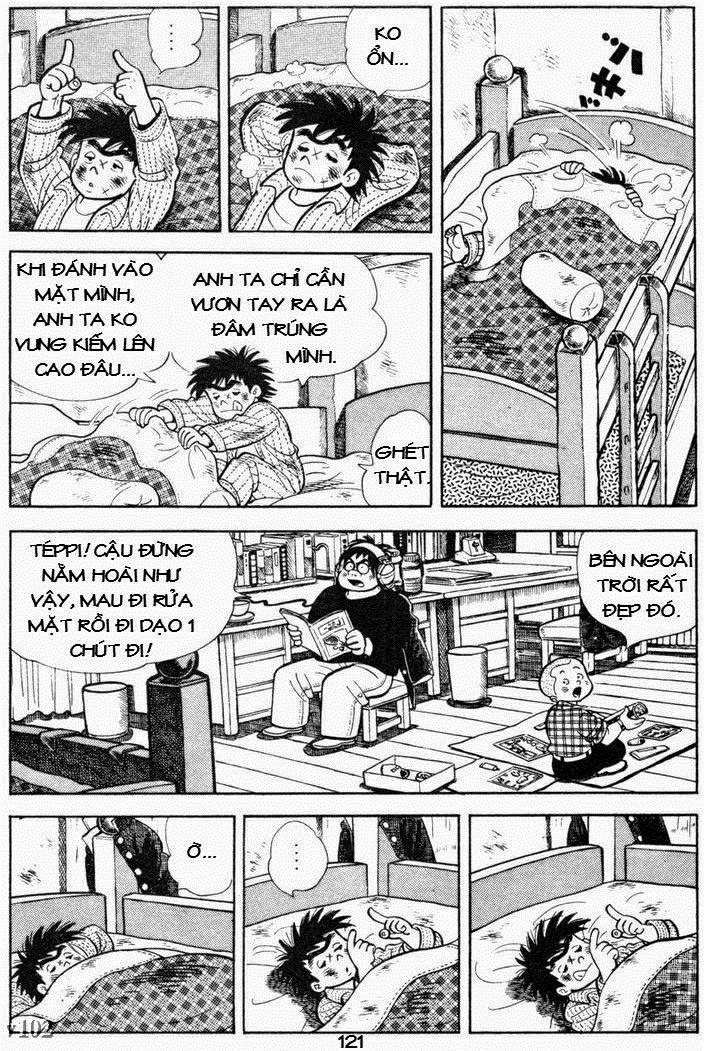 Siêu quậy Teppi chap 95 - Trang 31