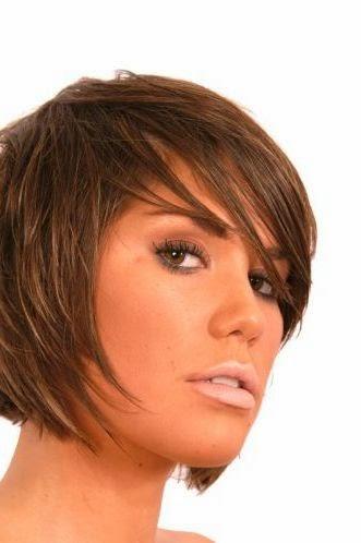 Frisuren Frauen Rundes Gesicht