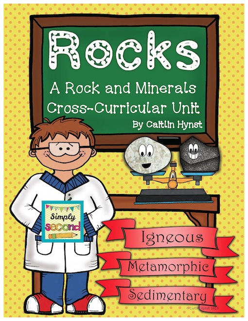 http://www.teacherspayteachers.com/Product/Rocks-Minerals-Unit-538607
