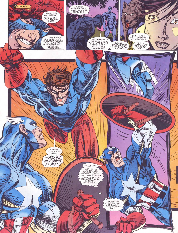 Captain America (1968) Issue #440b #393 - English 10
