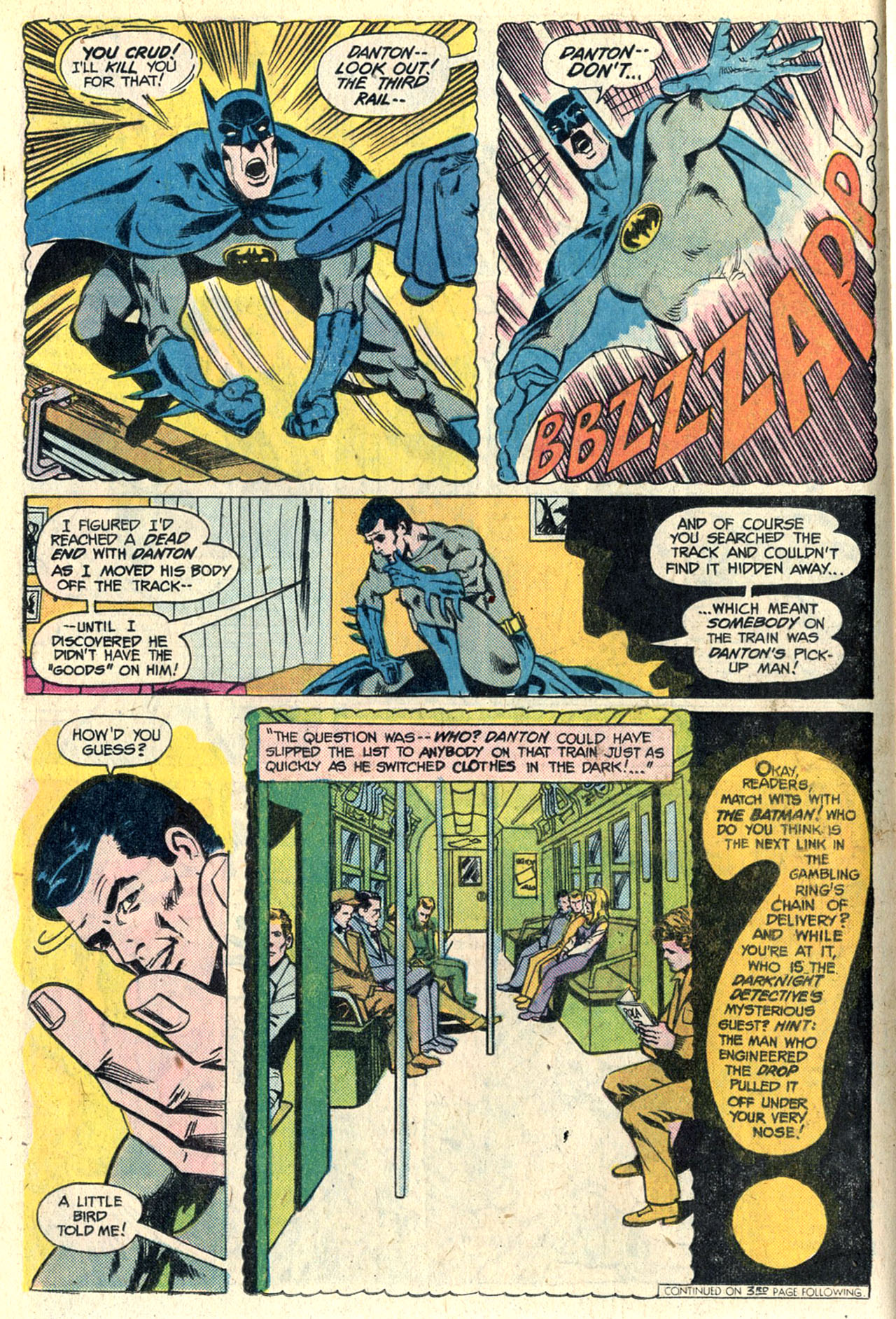 Detective Comics (1937) Issue #467 Page 13