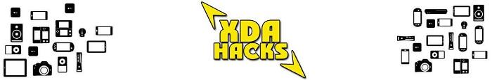XDA HACKS