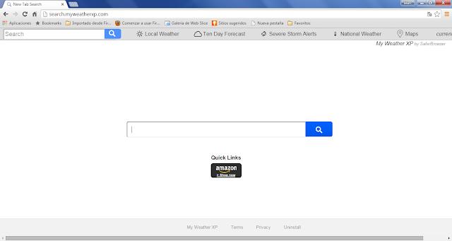 Search.myweatherxp.com