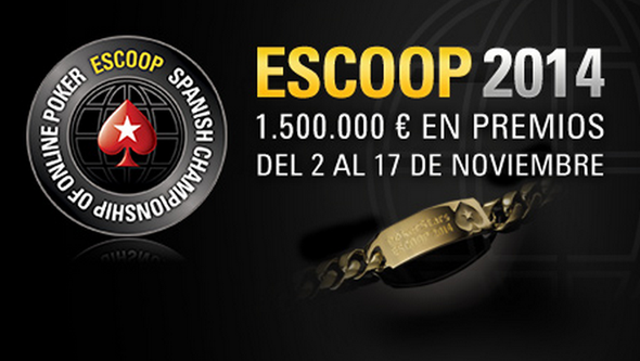ESCOOP 2014 Pokerstars