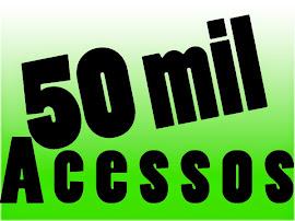 Mais uma vez, alcançamos a meta (40 mil acessos) com ANTECEDÊNCIA.