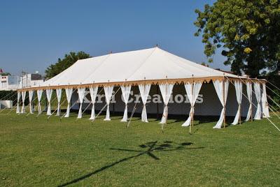 Maharaja Tent for Rent