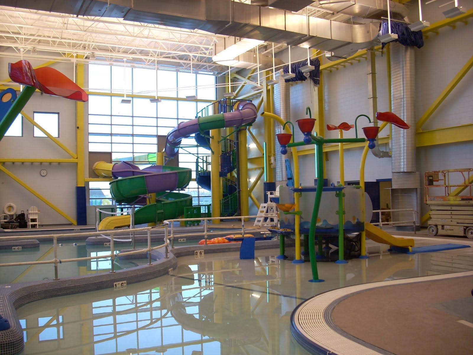 Aquaknot pools inc the kroc center for Kroc center