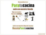 Tienda on-line PARA TU COCINA