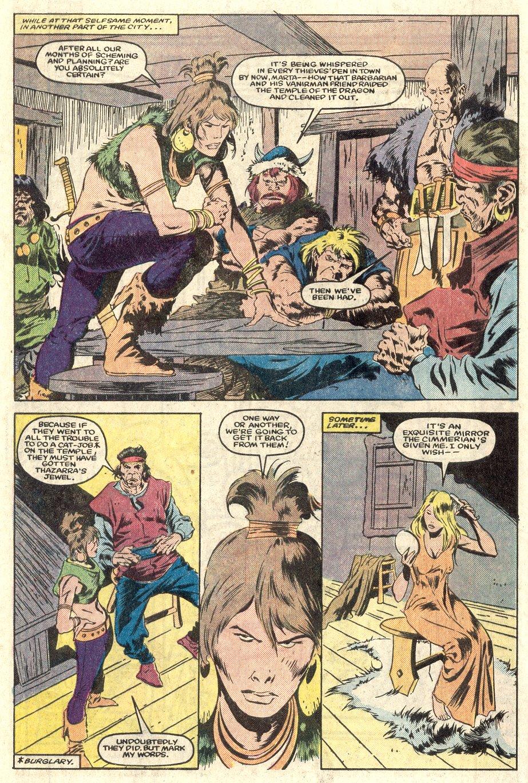 Conan the Barbarian (1970) Issue #165 #177 - English 6