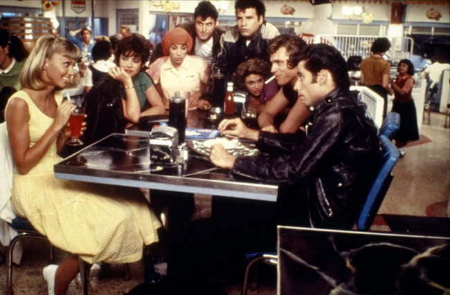 grease the film.