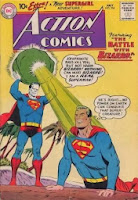Action Comics #254 comic cover