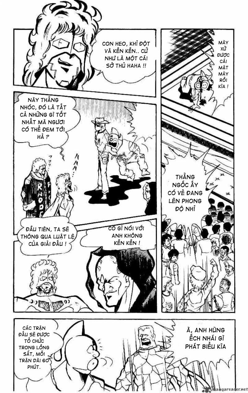 Kinniku Man Chap 70 - Next Chap 71