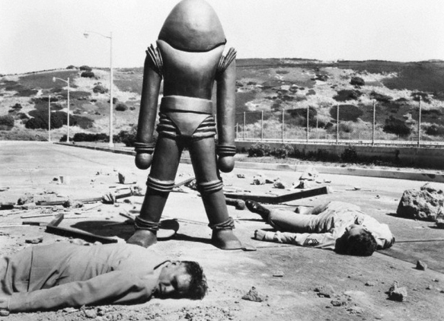 classic science fiction films