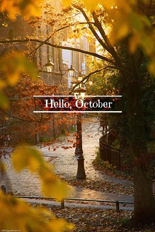 Czy to naprawdę już październik?