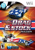 Maximum Racing: Drag & Stock Racer – Wii