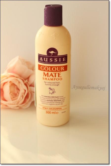 Aussie Colour Mate Boyalı Saçlar için şampuan