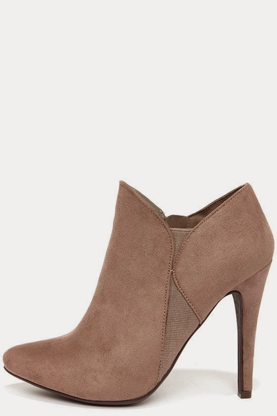 http://www.lulus.com/products/my-delicious-grier-light-cement-suede-high-heel-booties/170234.html
