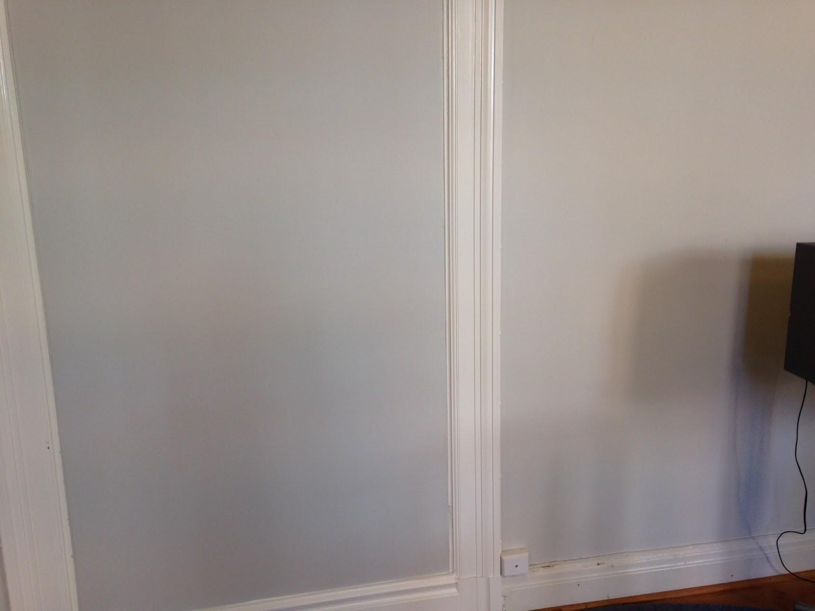 50 nyanser av vitt: jakten på den perfekta grå väggfärgen...